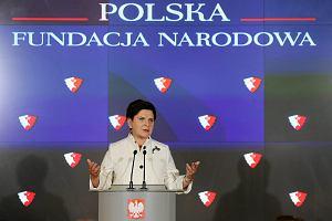 Deszcz pieniędzy dla Polskiej Fundacji Narodowej. Państwowe spółki wpłacają miliony. Znamy konkretne kwoty