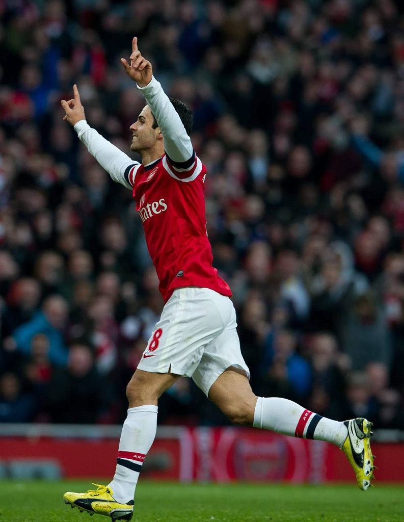 Arsenal 2:0 West Bromwich Albion