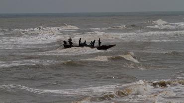 Morze Śródziemne. Kilkudziesięciu nielegalnych imigrantów utonęło. Zdjęcie ilustracyjne