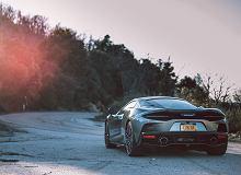 McLaren GT. Pierwszy model z Woking, który nie przypomina sportowego buta do crossfitu