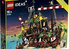 Ahoj przyjaciele! Odkryjcie epicki wrak statku z nowym zestawem LEGO Ideas Piraci z Zatoki Baraku