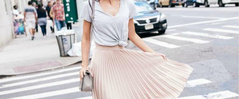Plisowane spódnice na okres przejściowy - zobacz najpiękniejsze modele!