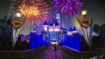Los Angeles Disneyland - Pałac Królewny Śnieżki / Flickr.com / Taylor McBride