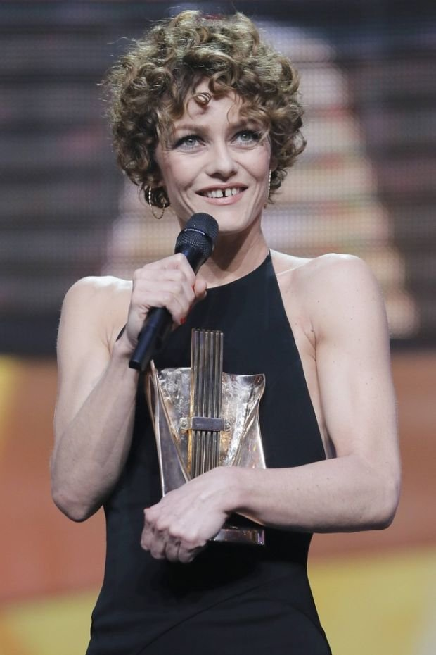 Vanessa Paradis CELEBRITES : 29 eme Victoires de la Musique 2014 - 14/02/2014 StephaneAllaman/Panoramic PUBLICATIONxNOTxINxFRAxITAxBEL    Vanessa Paradis celebrites 29 EME Victoires de La Musique 2014 14 02 2014  Panoramic PUBLICATIONxNOTxINxFRAxITAxBEL