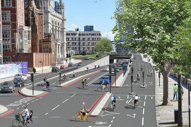 cyclo superhighway