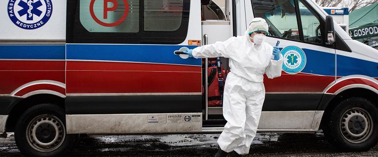 MZ: 13 227 zakażeń koronawirusem i 644 ofiary śmiertelne