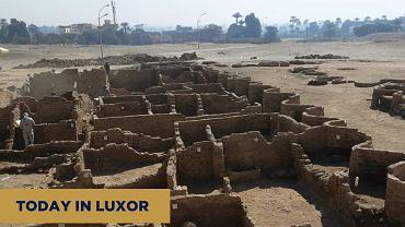 Egipt. Odkryli 'zaginione, złote miasto'