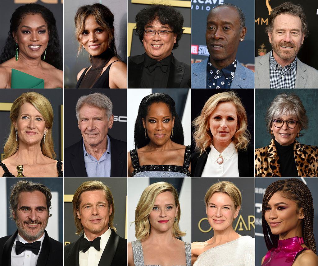 Oscars-Presenters