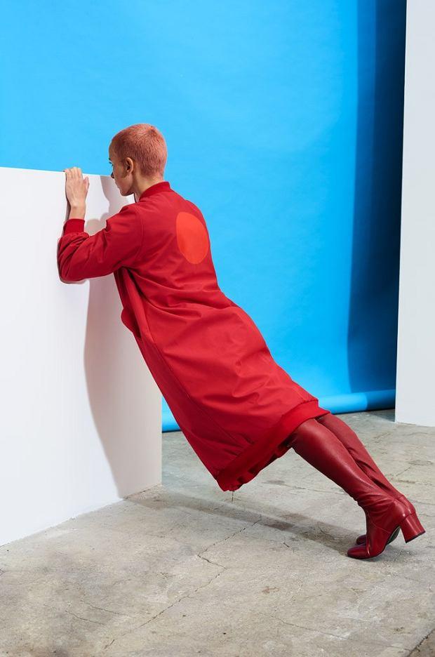 Brodka w kampanii kolekcji 'Figures' Vasina Studio