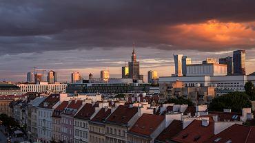 Która dzielnica Warszawy jest najbezpieczniejsza? (zdjęcie ilustracyjne)