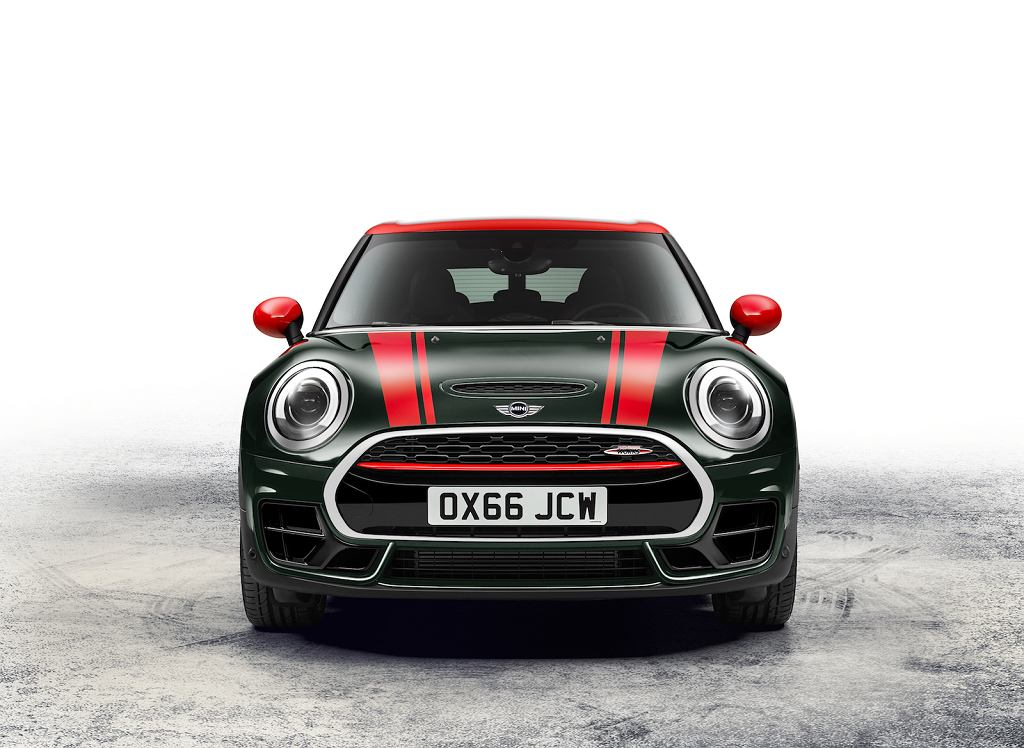 Mini Clubman JCW 4All