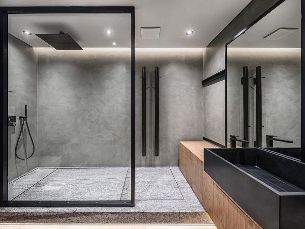 Czarne kabiny prysznicowe - sposoby na elegancką i nowoczesną aranżację łazienki