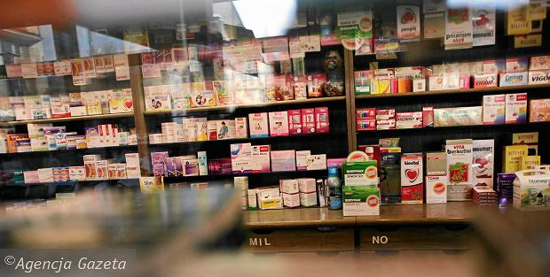 Leki w aptece [zdjęcie ilustracyjne]