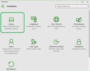 Jak zmienić domyślną aplikację / przeglądarkę w Windows 10?