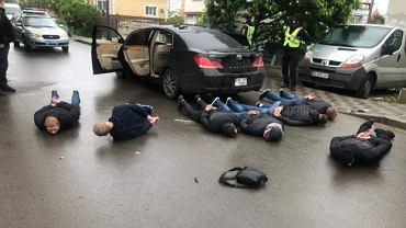 10 osób zatrzymano po strzelaninie, w której wzięło udział ok. 100 osób. Do zdarzenia doszło w Browarach pod Kijowem