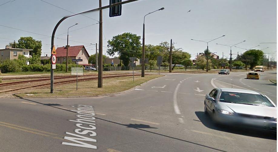 Do wypadku doszło w pobliżu pętli tramwajowej przy ul. Wschodniej