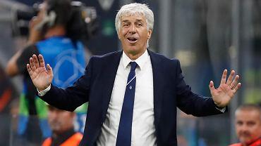 Gian Piero Gasperini, trener Atalanty Bergamo