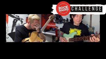 Rock Radio Challenge odc. 2 - Nauka gry na gitarze