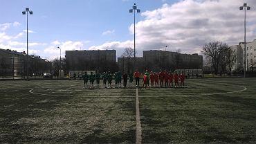 piłka nożna, rozgrywki młodzieżowe