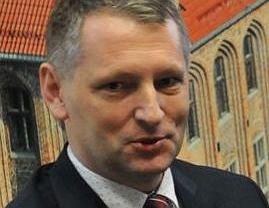 Andrzej Kurzych, prezes Sądu Rejonowego w Toruniu