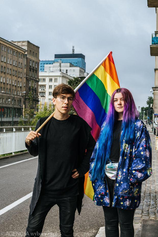 Małgorzata Szutowicz i Łania Madej, twórczynie strony Stop Bzdurom