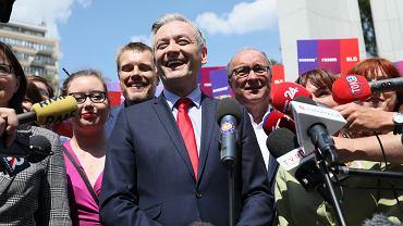 Lewica tworzy koalicję na wybory. W niej SLD, Wiosna i Razem