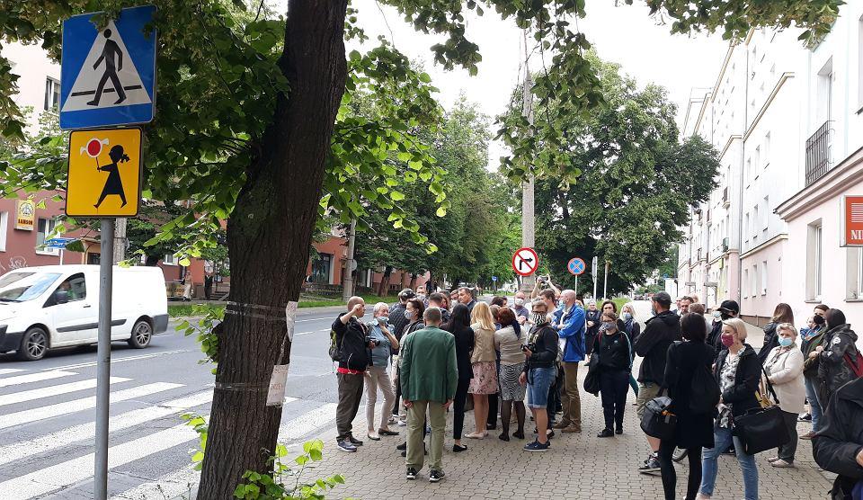 Przebudowa ul. Lipowej. Spotkanie w związku z kontrowersjami wokół wycinki drzew