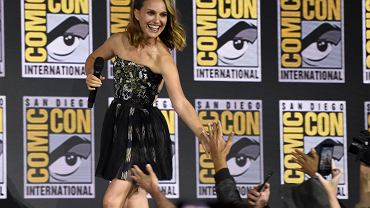 Natalie Portman zagra w 'Thor Love And Thunder'