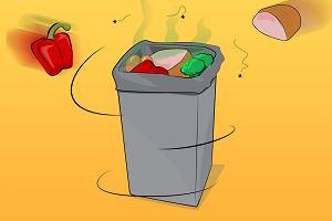 Kto marnuje najwięcej jedzenia? Wcale nie sklepy i restauracje