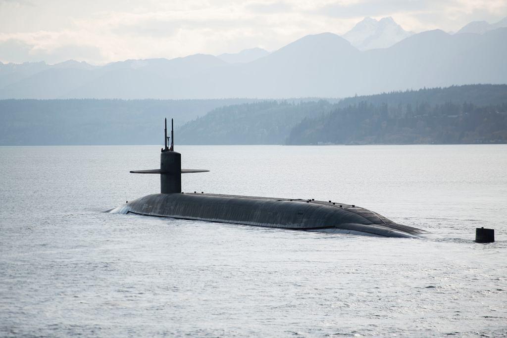 Atomowy okręt podwodny typu Ohio, USS Nebraska