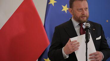 Były minister zdrowia Łukasz Szumowski złożył oświadczenie majątkowe