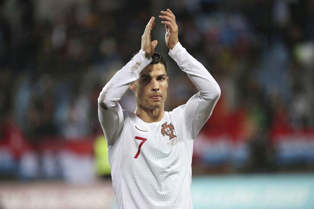 Cristiano Ronaldo. Euro 2021. Portugalia - Niemcy.