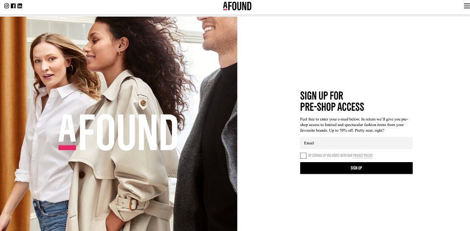 Nowy sklep odzieżowy grupy H&M