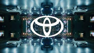 Nowe logo Toyoty