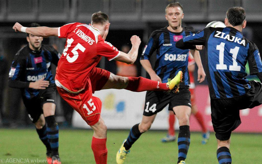 Zawisza Bydgoszcz - Widzew 2:0