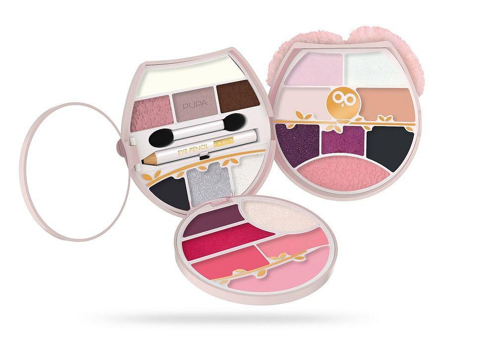 Paleta makijażu Pupa