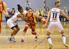 Basket :Liga Kobiet: Kolejne efektowne zwycięstwo koszykarek Ślęzy