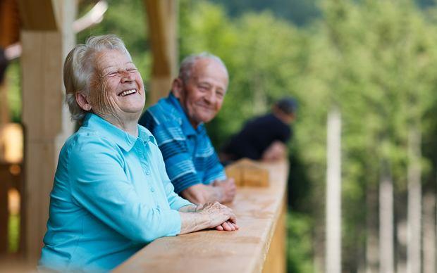 starsze osoby, długowieczność, optymizm