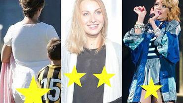 Britney Spears, Rihanna, Joanna Moro