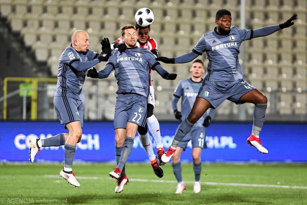Cracovia - Legia Warszawa 0:0