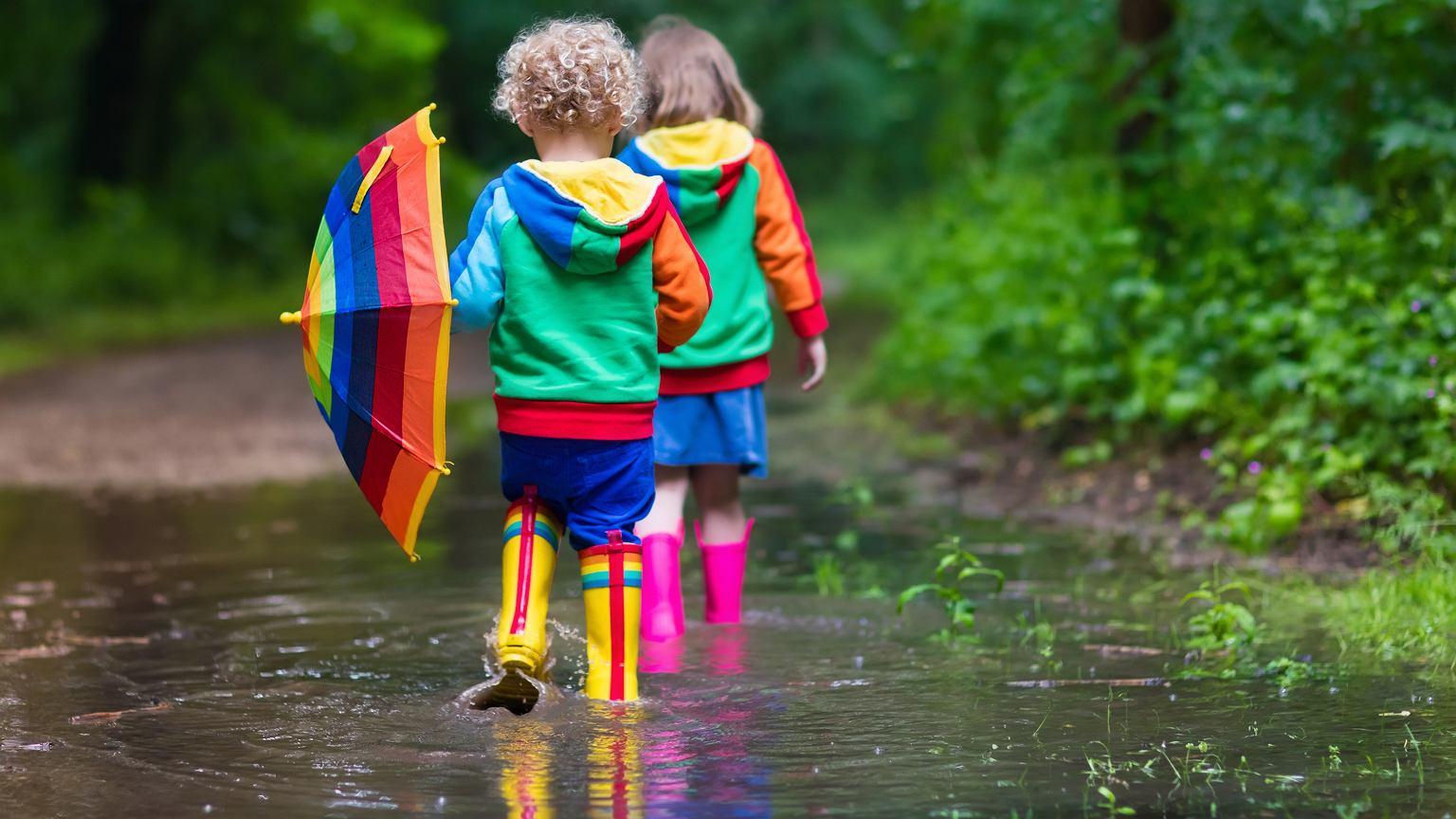 Jesienią zadbaj o odporność dziecka