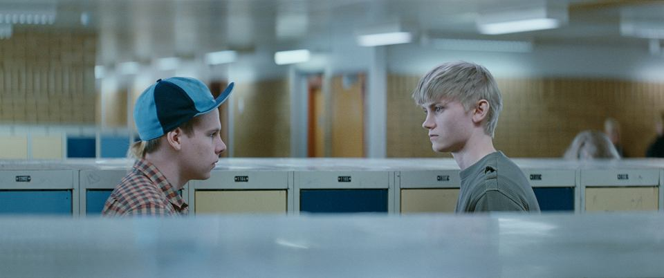 Kadr z filmu 'Intruz', reżyseria i scenariusz - Magnus von Horn