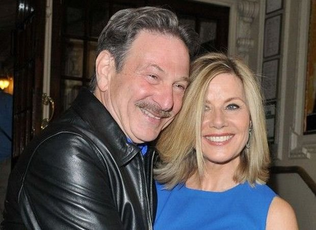 Michael Brandon i Glynis Barber