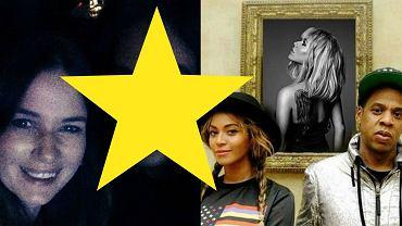 Karolina Malinowska, Beyonce, Doda, Jay-Z