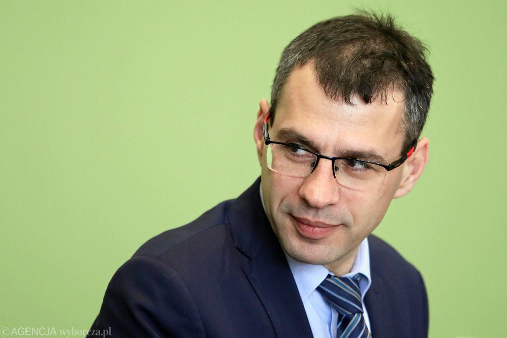 Jacek Karnowski, 2019