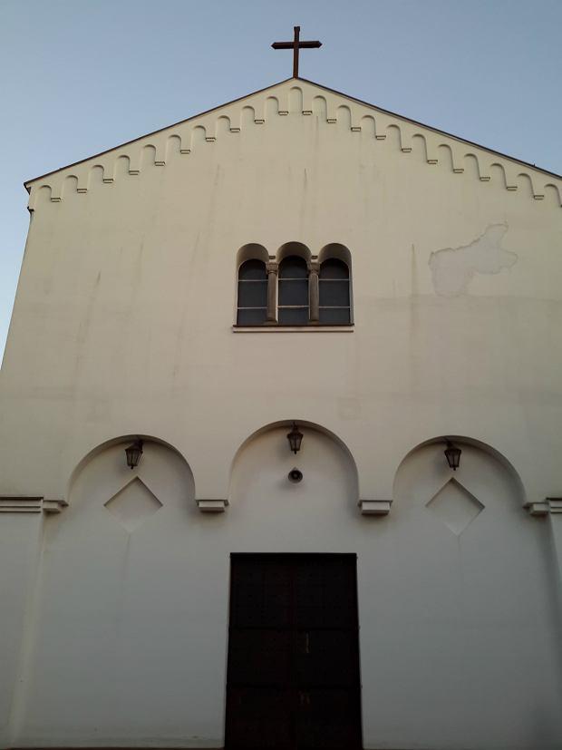 Kościół w Wesołej