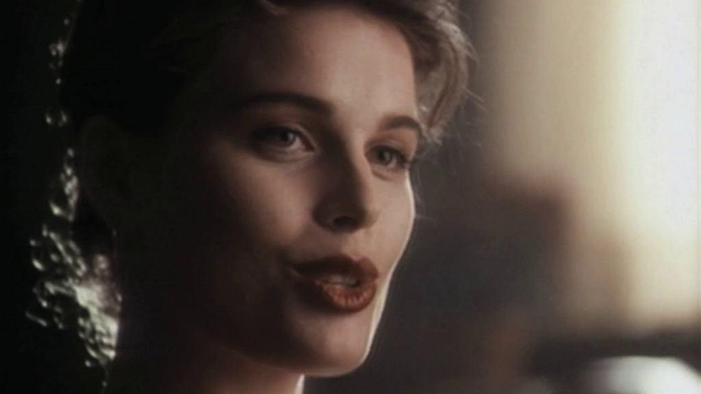 Shannon Whirry w filmie 'Zwierzęcy instynkt' / kadr z filmu, IMDB