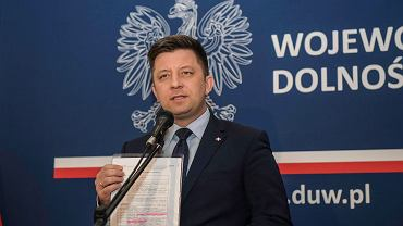 Wybory parlamentarne 2019. Michał Dworczyk