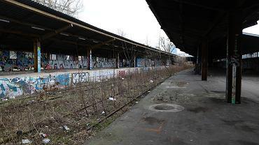 Dworzec Warszawa Główna nie wygląda dziś najlepiej
