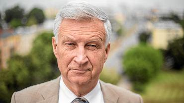 Ekspert finansowy Piotr Kuczyński